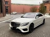 Mercedes-Benz S 63 AMG 2013 года за 25 000 000 тг. в Павлодар – фото 4
