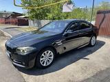 BMW 520 2015 года за 9 800 000 тг. в Алматы