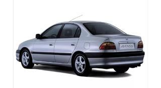 Крыло переднее левое Toyota Avensis Toyota Corona (1997-2003) за 5 555 тг. в Алматы