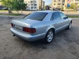 Audi A8 1996 года за 2 300 000 тг. в Нур-Султан (Астана) – фото 4