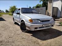 ВАЗ (Lada) 2114 (хэтчбек) 2007 года за 450 000 тг. в Костанай