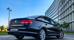 Volkswagen Passat 2011 года за 5 400 000 тг. в Нур-Султан (Астана) – фото 2