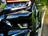 Альтернативная оптика (передние фары тюнинг) на Land Cruiser Prado 150… за 340 000 тг. в Костанай – фото 2