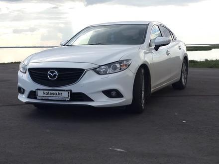 Mazda 6 2014 года за 7 170 000 тг. в Кокшетау
