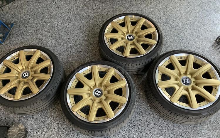Bentley Mulliner 19' Original Wheels за 450 000 тг. в Алматы