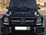 Mercedes-Benz G 63 AMG 2015 года за 42 000 000 тг. в Алматы – фото 2