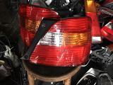 Задние фонари на Toyota Aristo 16x (1997-2005) за 15 000 тг. в Алматы – фото 2