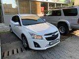 Chevrolet Cruze 2013 года за 4 450 000 тг. в Алматы – фото 2