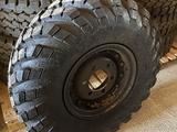 Диски и шины на советвкую технику за 50 000 тг. в Талдыкорган – фото 2