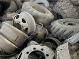 Диски и шины на советвкую технику за 50 000 тг. в Талдыкорган – фото 3