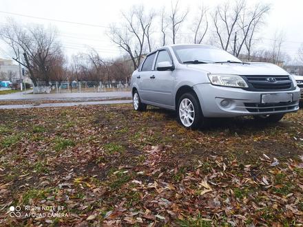 ВАЗ (Lada) 2190 (седан) 2012 года за 1 350 000 тг. в Петропавловск – фото 2