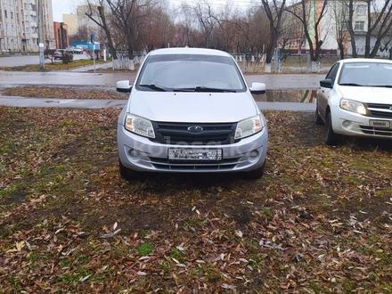 ВАЗ (Lada) 2190 (седан) 2012 года за 1 350 000 тг. в Петропавловск – фото 3