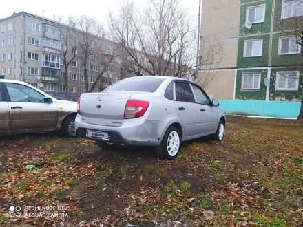 ВАЗ (Lada) 2190 (седан) 2012 года за 1 350 000 тг. в Петропавловск – фото 4