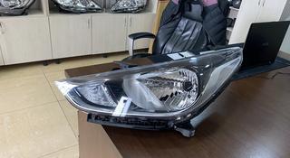 Фара передняя левая Hyundai Accent Solaris за 50 000 тг. в Костанай