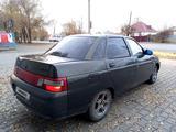 ВАЗ (Lada) 2110 (седан) 2007 года за 650 000 тг. в Уральск – фото 4