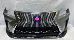 Передний бампер в сборе Lexus RX F Sport обвес за 35 000 тг. в Алматы – фото 5