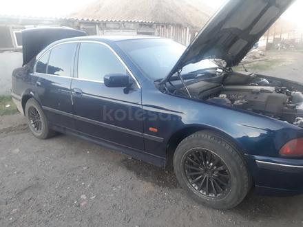 BMW 520 1998 года за 2 000 000 тг. в Нур-Султан (Астана) – фото 5