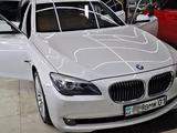 BMW 740 2011 года за 9 500 000 тг. в Нур-Султан (Астана) – фото 2