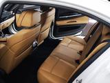 BMW 740 2011 года за 9 500 000 тг. в Нур-Султан (Астана) – фото 4