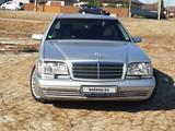 Mercedes-Benz S 500 1998 года за 5 900 000 тг. в Атырау – фото 5