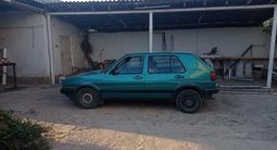 Volkswagen Golf 1990 года за 1 100 000 тг. в Тараз
