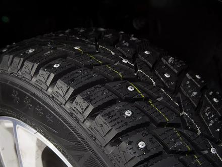 235/55r18 Dunlop Grandtrek ICE 02 (шип) за 49 000 тг. в Алматы
