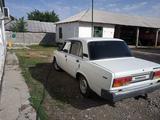ВАЗ (Lada) 2107 2004 года за 1 250 000 тг. в Турара Рыскулова – фото 4