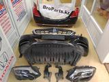 Бампер с решеткой maybach 222 за 250 000 тг. в Нур-Султан (Астана) – фото 5