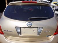 Дверь багажника Nissan Murano за 80 000 тг. в Усть-Каменогорск
