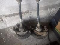 Привод задний ступица тормозной диск стабилизатор цапфа за 20 000 тг. в Алматы