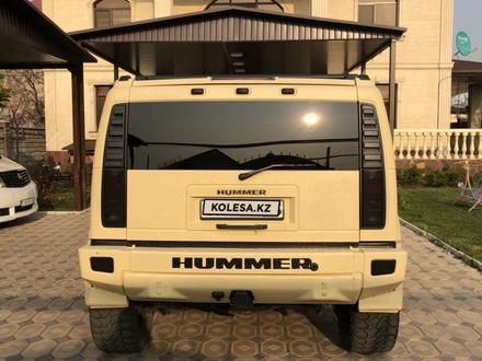 Hummer H2 2007 года за 11 000 000 тг. в Алматы – фото 2