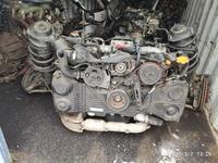 Двигатель ej205 фазный с AVCS привозной из Японии. Работа с… за 280 000 тг. в Алматы