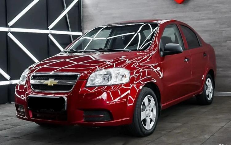 Chevrolet Aveo 2008 года за 1 850 000 тг. в Уральск