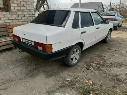 ВАЗ (Lada) 21099 (седан) 1996 года за 600 000 тг. в Семей – фото 2