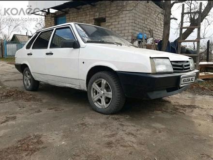 ВАЗ (Lada) 21099 (седан) 1996 года за 600 000 тг. в Семей – фото 5