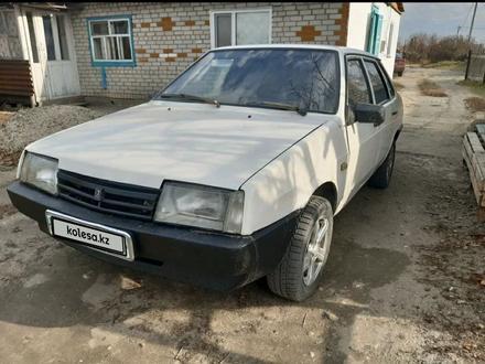 ВАЗ (Lada) 21099 (седан) 1996 года за 600 000 тг. в Семей – фото 7
