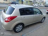 Nissan Tiida 2008 года за 1 700 000 тг. в Атырау – фото 4