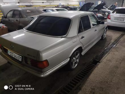 Mercedes-Benz S 280 1983 года за 1 500 000 тг. в Нур-Султан (Астана) – фото 4