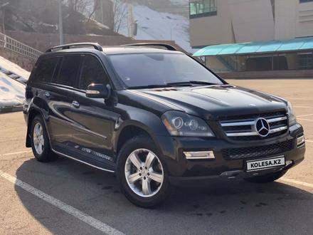 Mercedes-Benz GL 450 2008 года за 7 999 999 тг. в Алматы