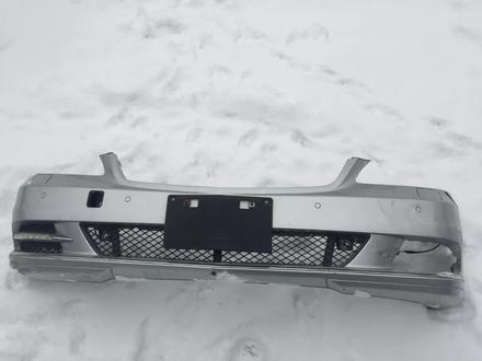 Бампер передний на 221 рестайлинг за 9 999 тг. в Алматы
