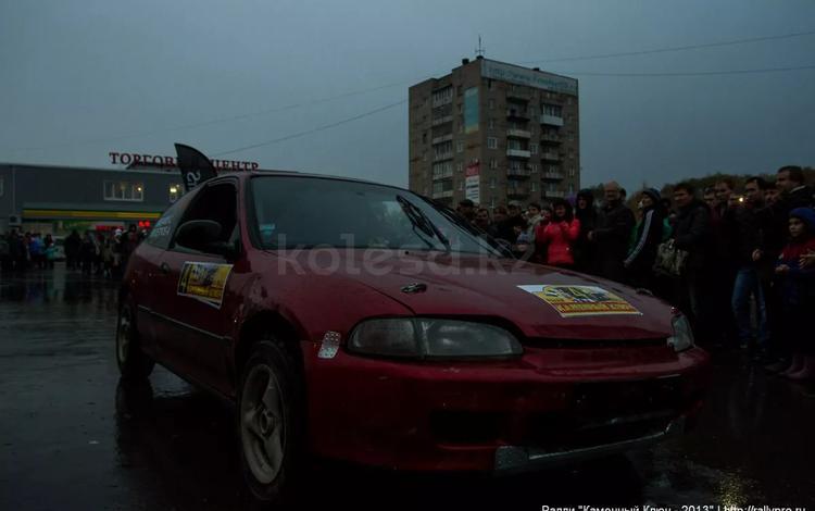Honda Civic 1992 года за 4 100 000 тг. в Актобе