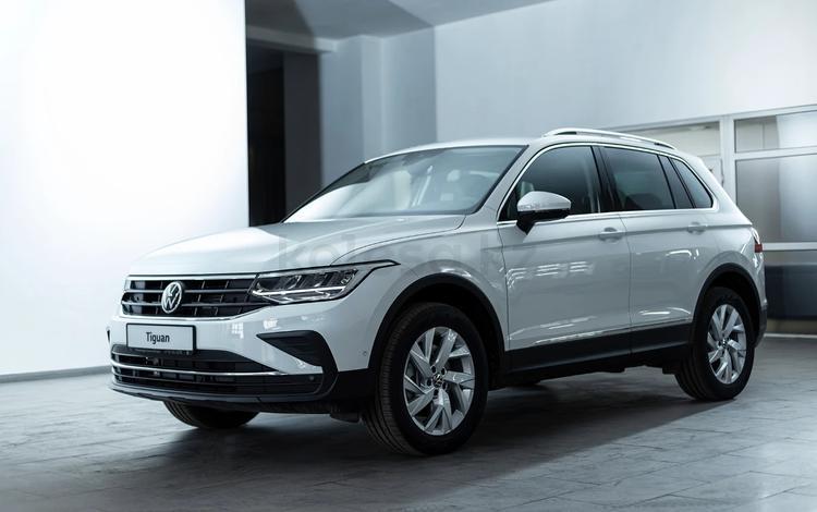 Volkswagen Tiguan Respect (2WD) 2021 года за 13 295 000 тг. в Алматы