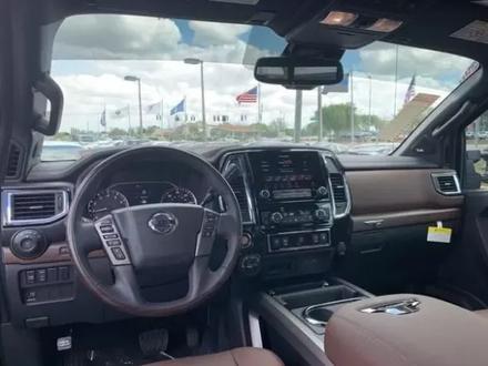 Nissan Titan 2020 года за 33 615 000 тг. в Павлодар – фото 9