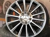 Новые диски AMG Авто диски на Mercedes за 145 000 тг. в Алматы – фото 5