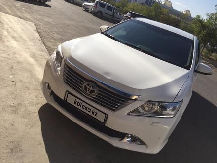Toyota Camry 2014 года за 7 800 000 тг. в Актау