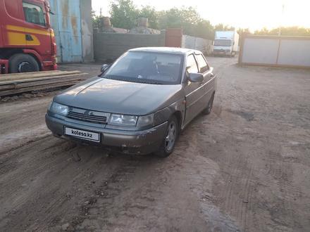 ВАЗ (Lada) 2110 (седан) 2002 года за 550 000 тг. в Нур-Султан (Астана) – фото 8