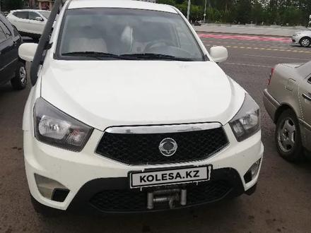 SsangYong Actyon Sports 2012 года за 4 200 000 тг. в Караганда