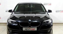BMW 520 2012 года за 7 250 000 тг. в Алматы – фото 2