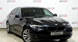 BMW 520 2012 года за 7 250 000 тг. в Алматы – фото 3