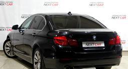 BMW 520 2012 года за 7 250 000 тг. в Алматы – фото 5